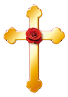 The symbolism of the Rose and the Cross - Priory Of Sion