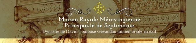 Maison Royale Mérovingienne - Priory of Sion